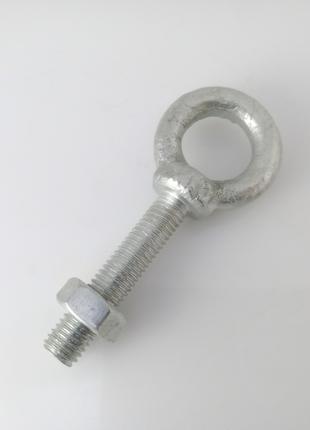 Рым болт М10 для поискового магнита длиной 90 мм