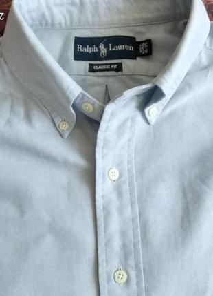 Рубашка плотная, длинный рукав Polo by Ralph Lauren(USA),XL