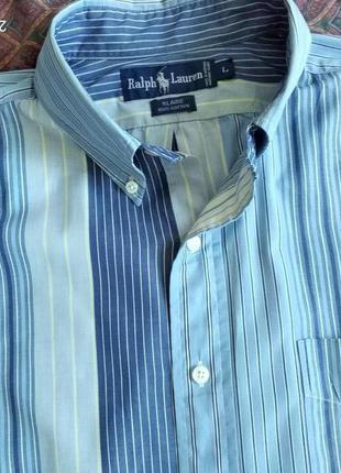 Рубашка легкая, длинный рукав Polo by Ralph Lauren(USA),L