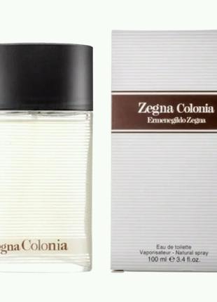 Мужская парфюмированная вода Zegna Ermenegildo Zegna Colonia, 100