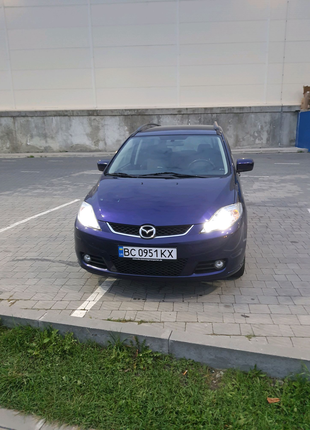 Mazda 5 HD (7місць)