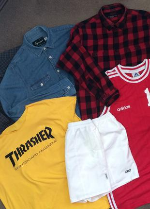 7 вещей рубашка футболка штаны