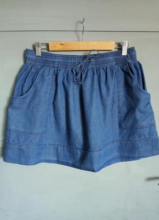 Юбка . джинсовая юбка