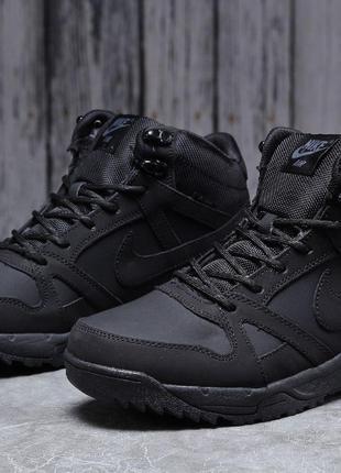 Мужские зимние кроссовки Nike Air