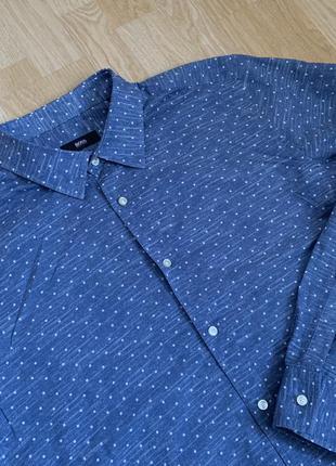 Hugo boss classic shirt классическая рубашка