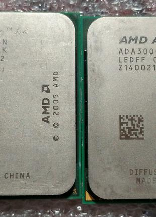 Процессор AM2 AMD Athlon 64 ADA3000IAA4CN ADA3000IAA4CW 3000+
