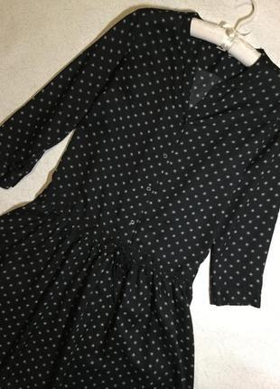 Платье рубашка  💯 % модал unisa размер 8
