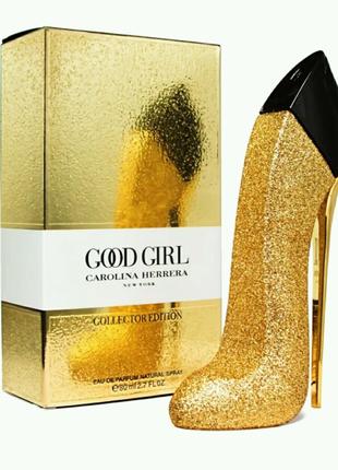Женская парфюмированная вода Carolina Herrera Good Girl New York