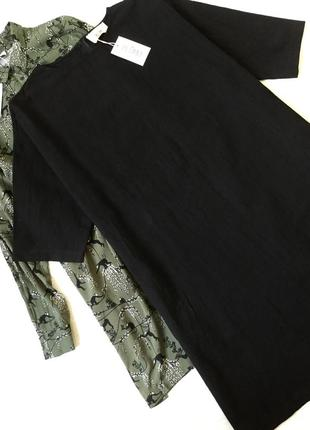 Платье коттоновое oversized plumo размер l-xxl