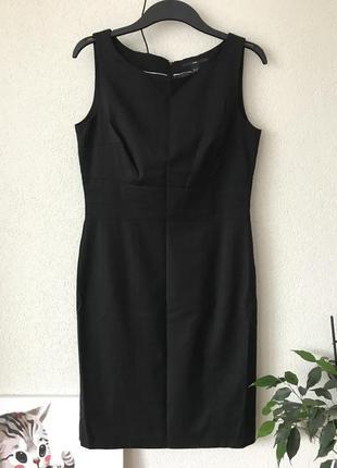 Платье футляр в классическом деловом стиле h&m