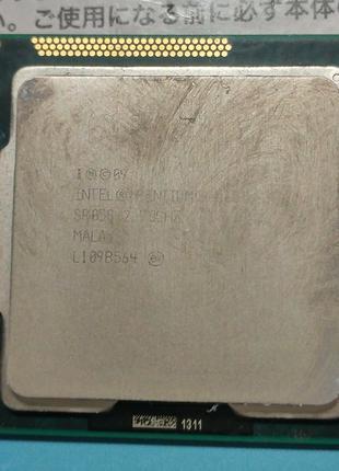 Процессор сокет 1155 Intel Pentium G630 2.7ГГц