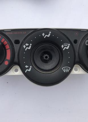 Блок (панель) управления печкой (отопителем) Форд Фокус 1