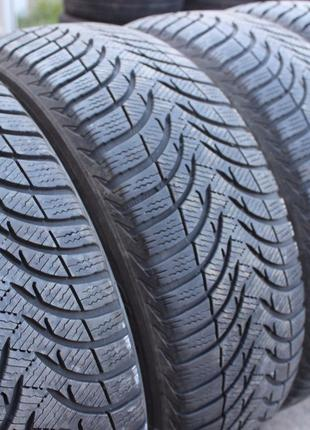 215-55-R17 MICHELIN ALPIN зимние шины= выбор зимней резины GER...