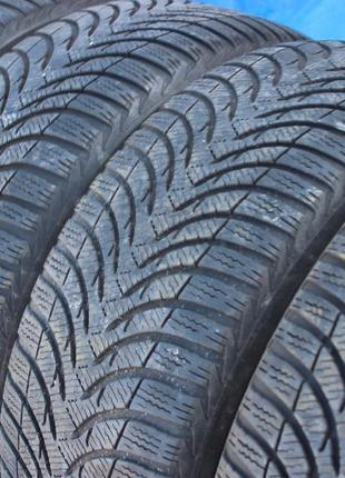 215-55-R16 MICHELIN ALPIN зимние шины= выбор зимней резины GER...