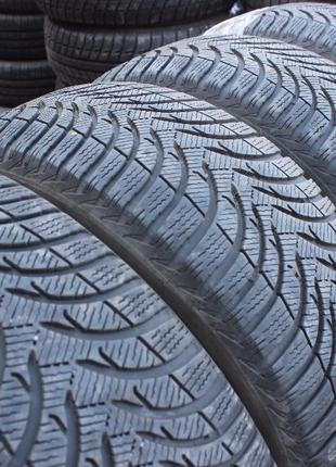 225-55-R16 MICHELIN ALPIN зимние шины= выбор зимней резины GER...