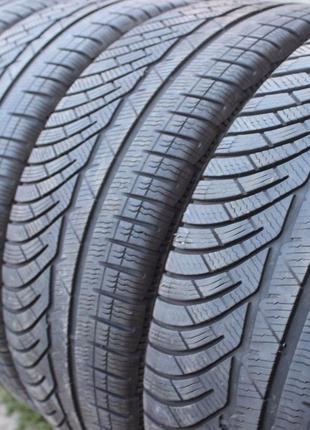 225-40-R18 MICHELIN ALPIN зимние шины 2017= выбор зимней резин...