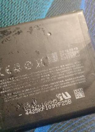Аккумулятор Meizu BT53 / Pro 6, 2560 mAh