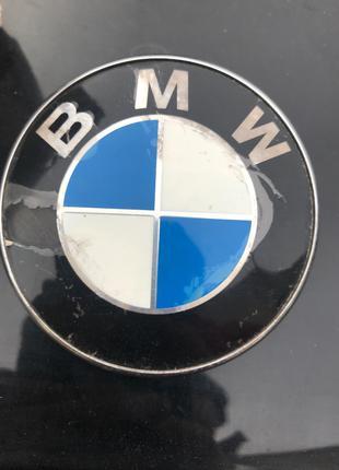Эмблема (значок) БМВ (BMW) ОРИГИНАЛ (багажник)