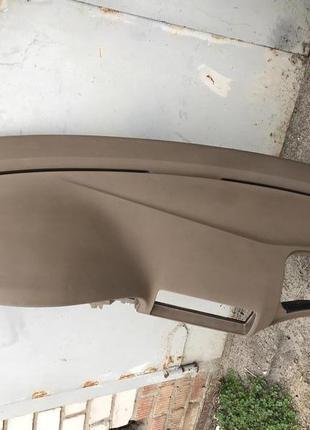 Торпедо (торпеда) БМВ Е39 BMW E39 (голое, кожа)
