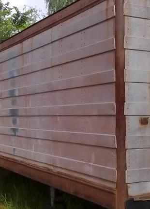 Полуприцеп грузовой б/у