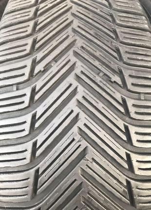 Зимові шини б/у 2шт. Michelin Alpin 5 DT 205/55 R16 (7mm)