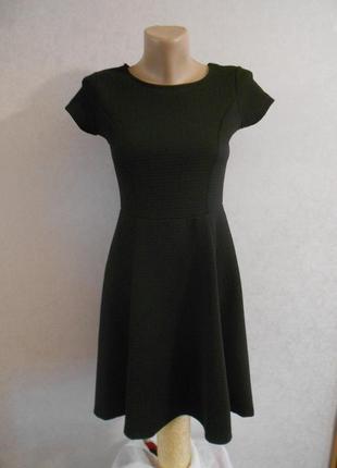 Lc waikiki универсальное черное платье с вырезом на спинке, на...