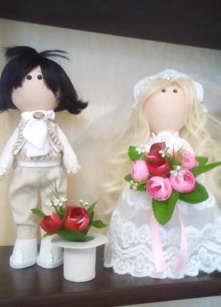 Куклы на подарок любимым - День Валентина