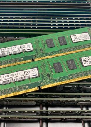 Оперативная память Dimm DDR3 4 Gb (2Gb+2Gb) 1333 1600 8500 106...