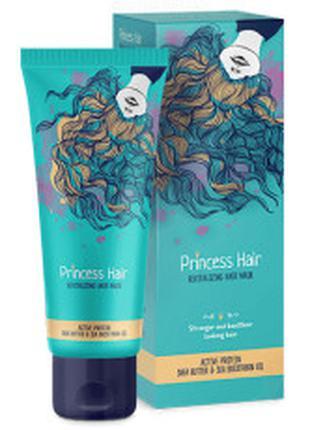 Маска для волос Princess Hair - Ускоряет рост волос в 2 раза !!!