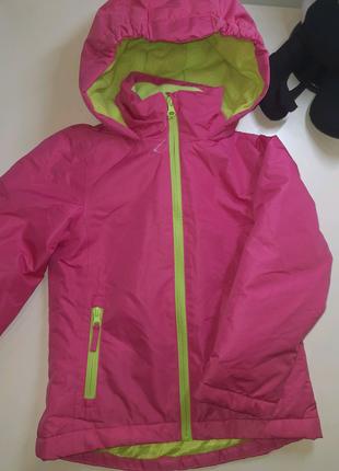 Термо куртка 110-116 на 5-6 лет