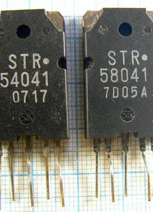 STRD5095A STR5412 STR50103A STR50115B STR54041 STR58041A STRD6601