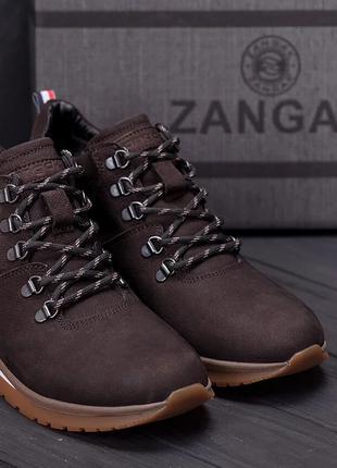 Мужские Зимние Ботинки Zangak