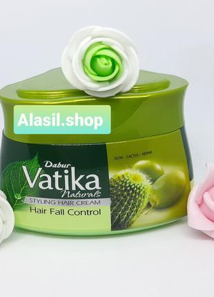 Dabur Vatika Hair Fall Control Naturals Styling Hair Cream