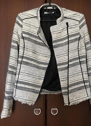 Пиджак блейзер жакет женский косуха stradivarius с