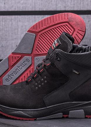 Мужские зимние кожаные ботинки Zangak Adventure