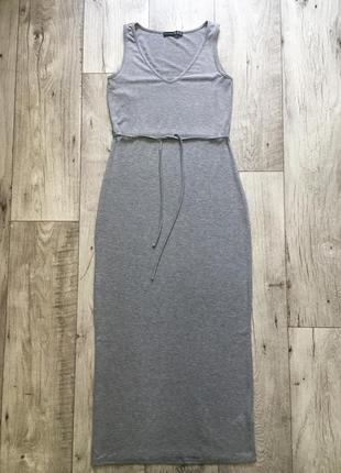 Платье летнее женское миди макси atmosphere с м