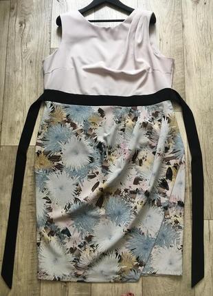 Платье миди женское closet 3хл