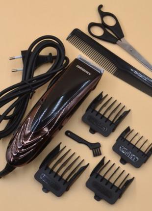 Профессиональная машинка для стрижки волос Geemy от сети