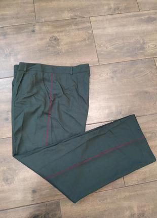Штаны брюки офицерские парадные повседневные р.52, рост 4
