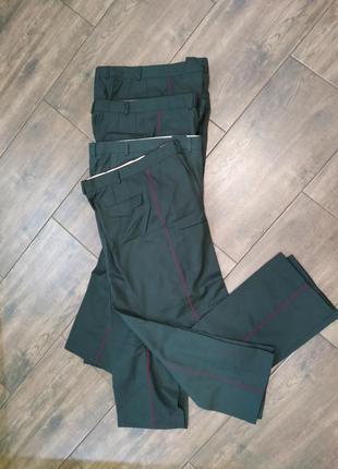 Штаны брюки офицерские парадные повседневные р.50, рост 5