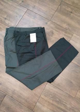Штаны брюки офицерские парадные повседневные р.52, рост 3