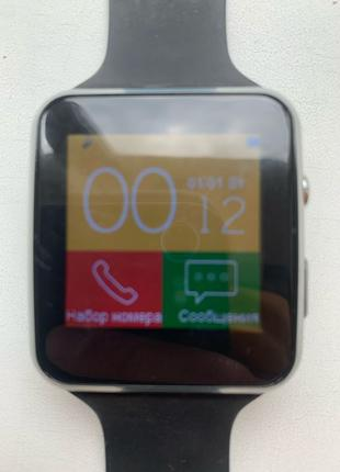 Умные часы oneLounge Smart Watch X6 Black