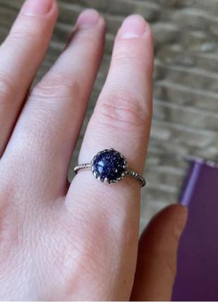 Перстень кольцо серебро 925