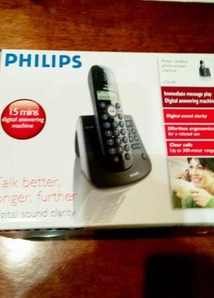 Tелефон Philips CD145 DECT