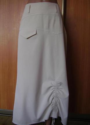 Нарядная юбка большого размера  48-50