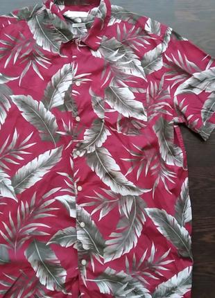 Летняя гавайская рубашка Next