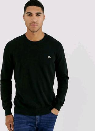 Кофта свитер Lacoste