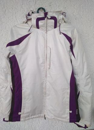 Куртка лыжная alpine tcm recco женская s xs 34 36