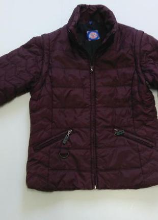 Куртка жилетка для девочки