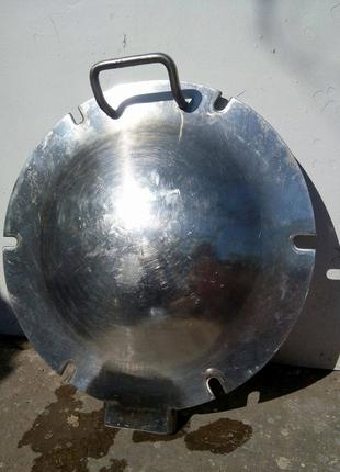 Кришка для автоклава ВК-75 Стерилізатор паровий, нержавійка.